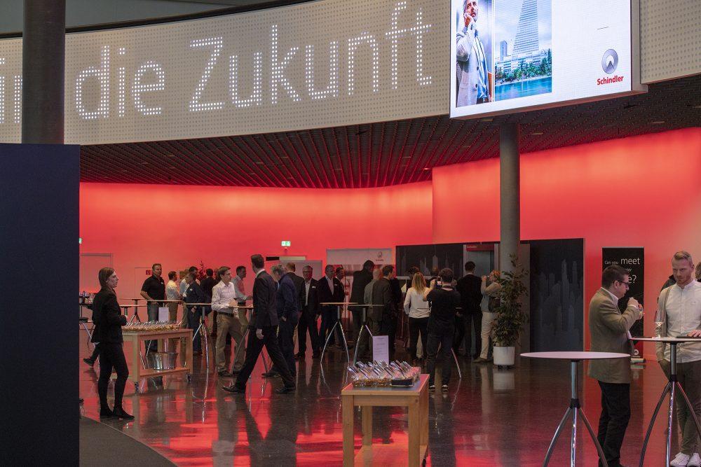 Pius Amrein Photography Firmenevent Messe Basel