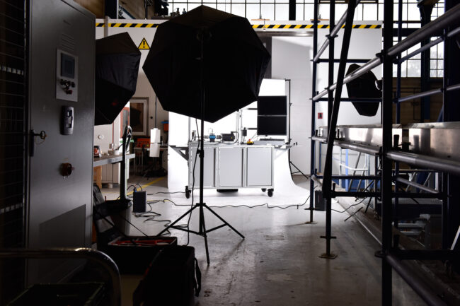 Making Of R&D Shooting