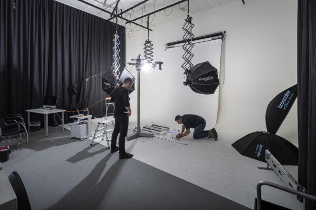 Making Of Sachfotografie MAN