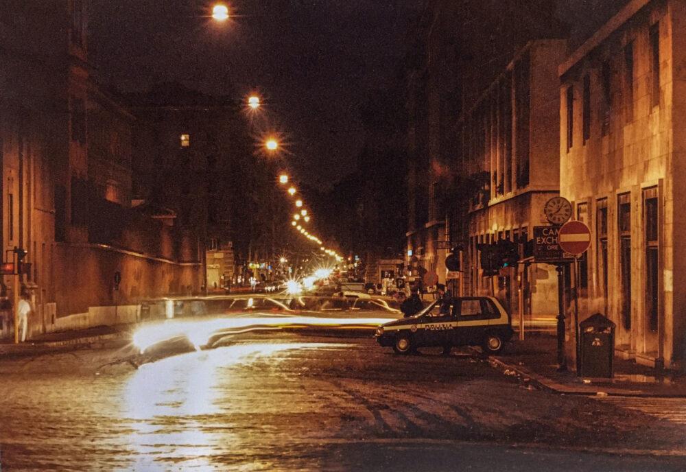 Roma, Via della Conciliazione 1991