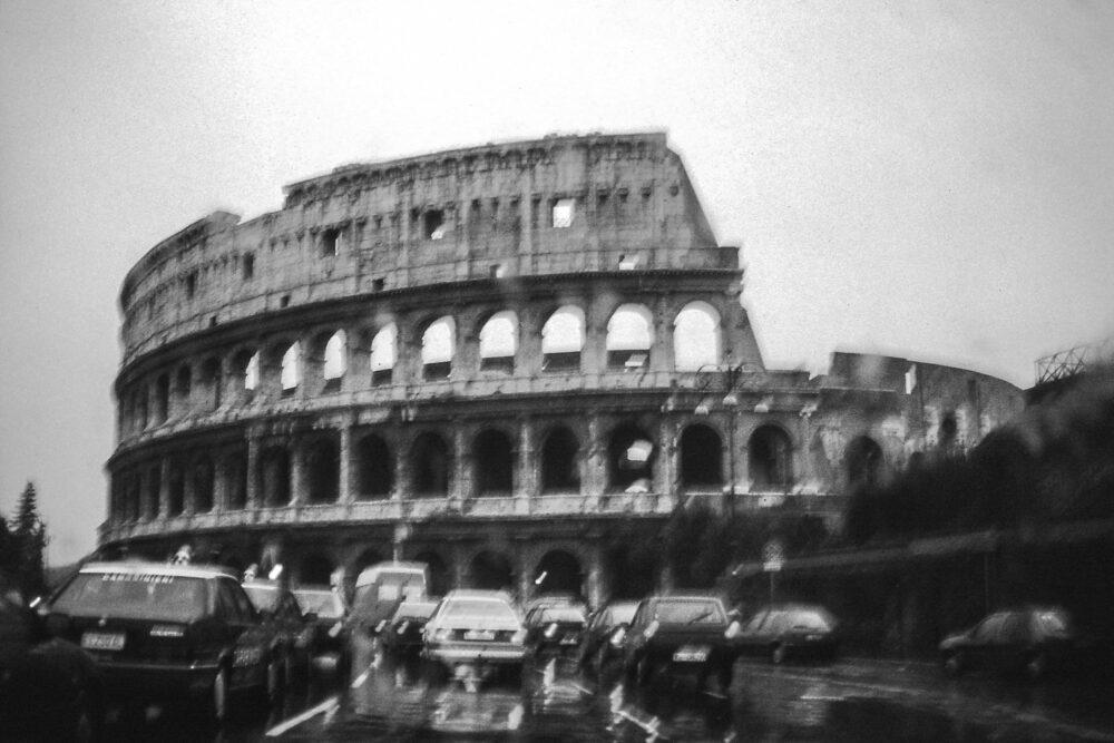 Roma, Colosseo 1990