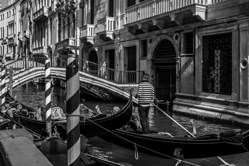 An other view of venice