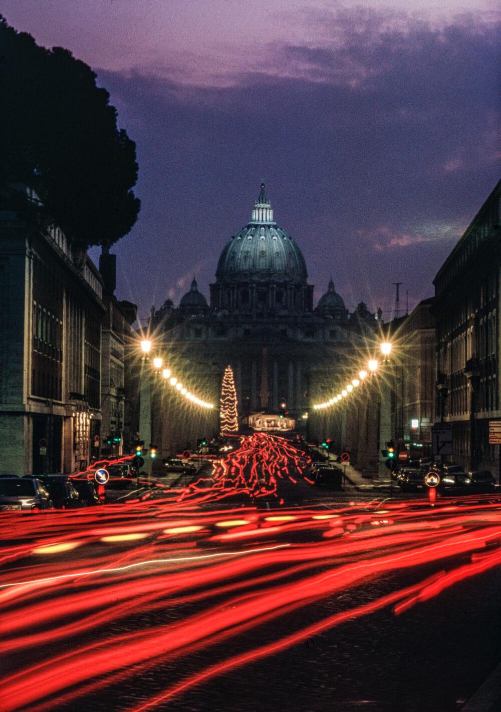Roma Via Concilliazione 1990