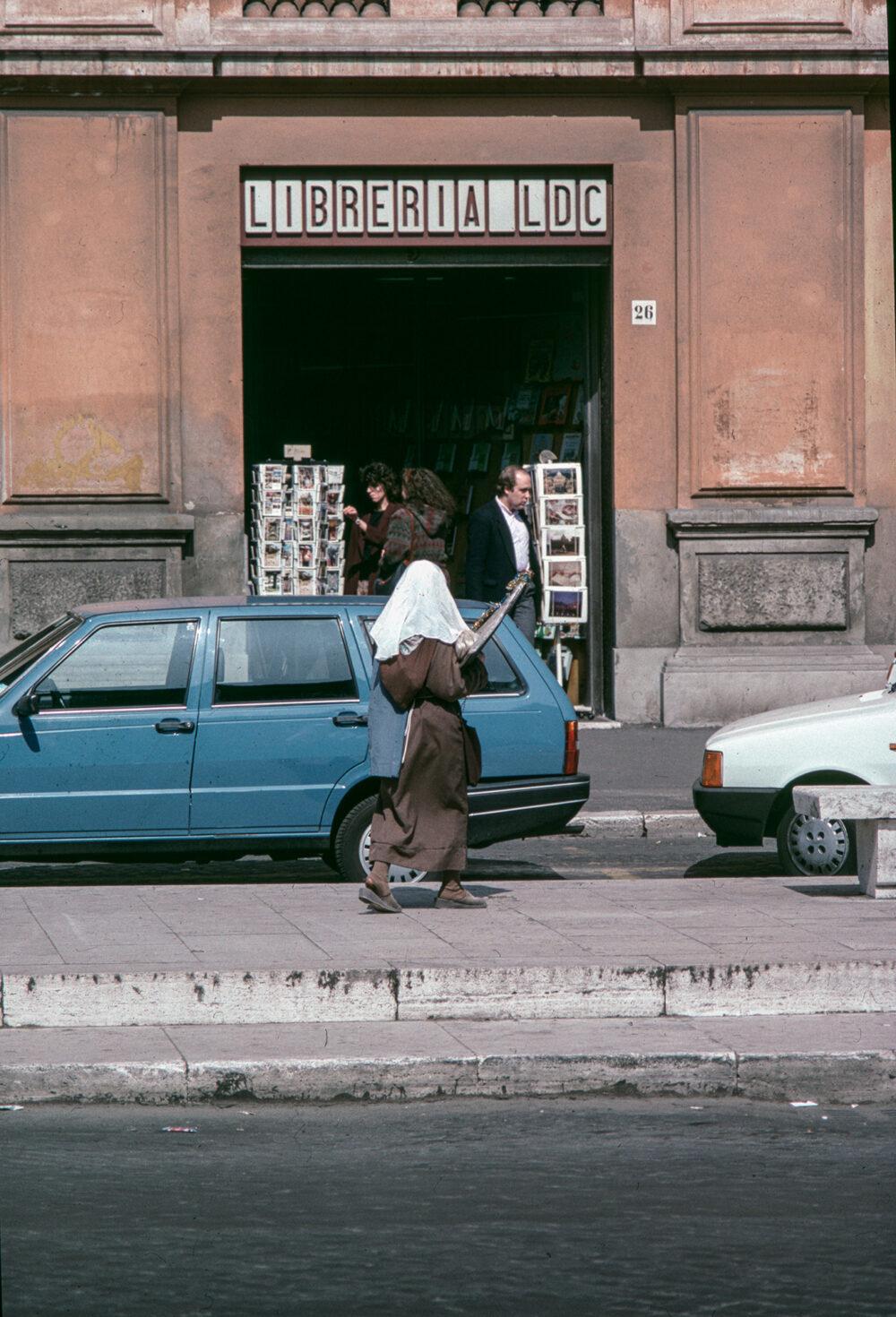 Roma Via Concilliazione 1992