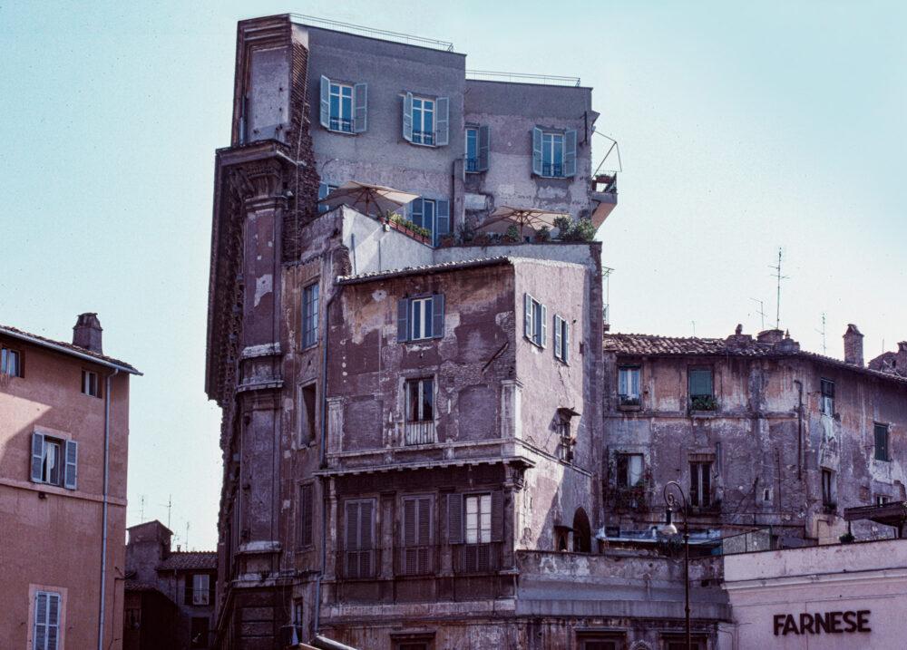 Roma Lungo Tevere 1992