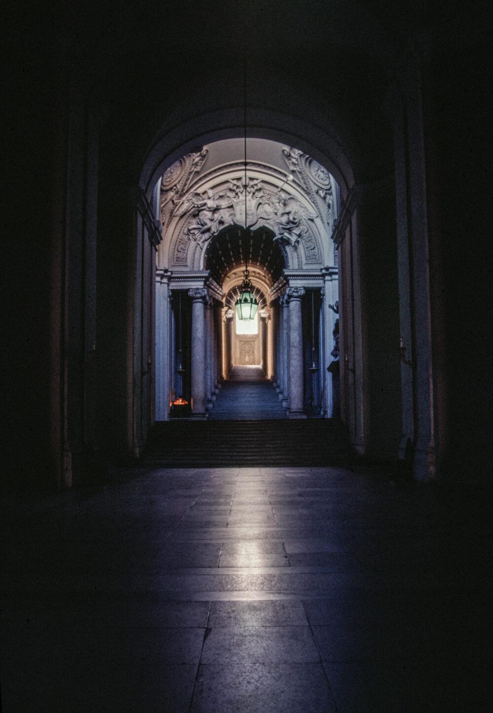 Vaticano, Palazzo Apostolico, Scala Regia