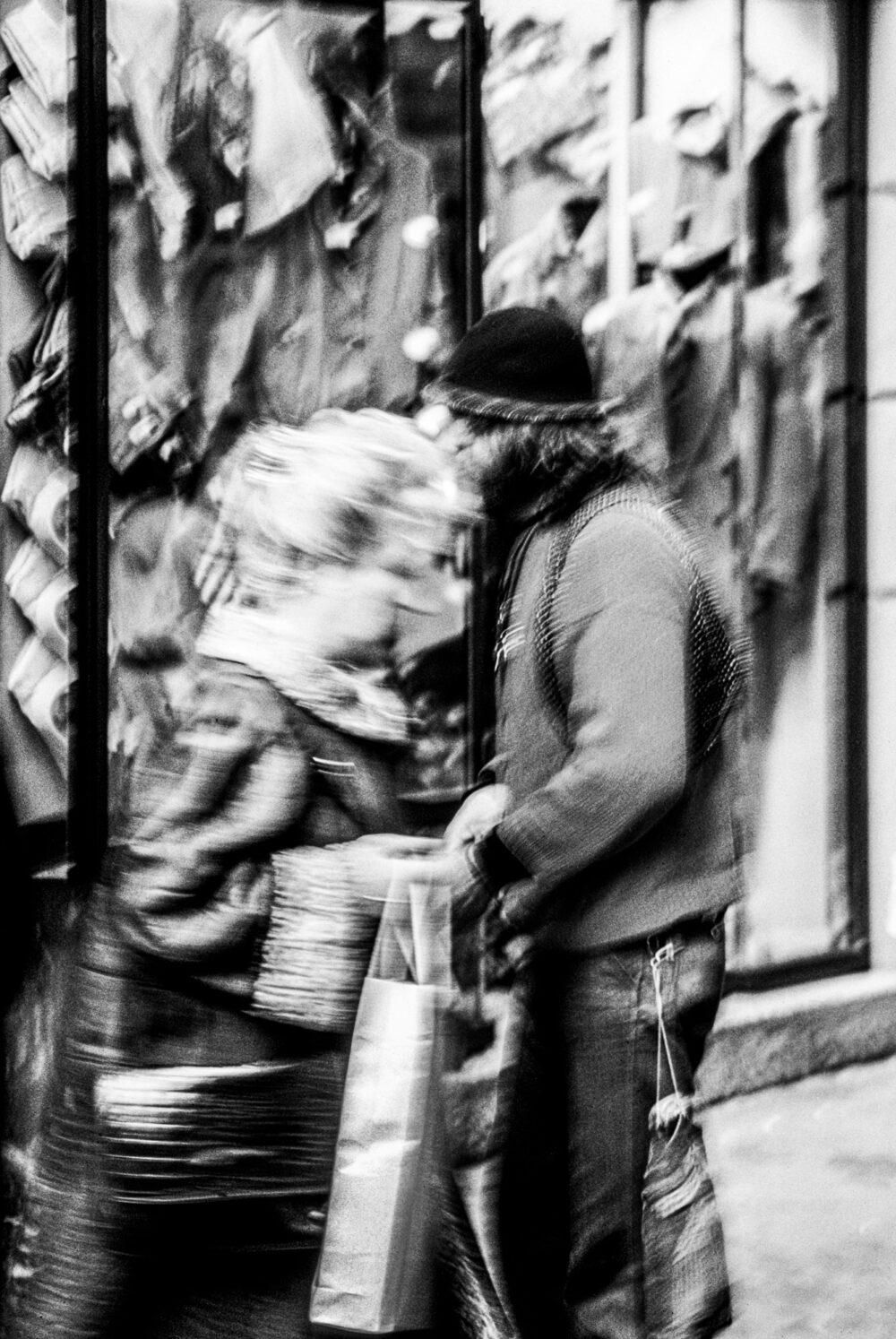 Roma, Via del Corso 1991