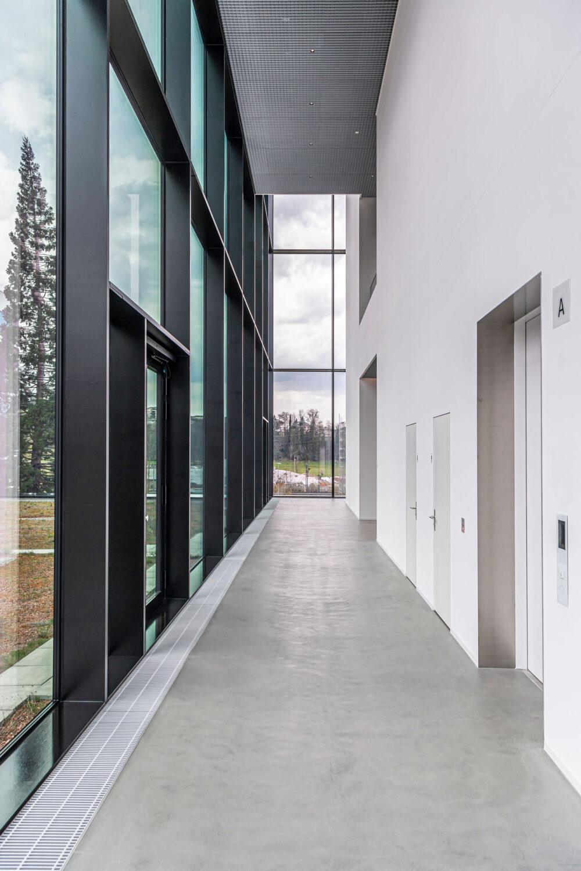 Schindler Visitor Center